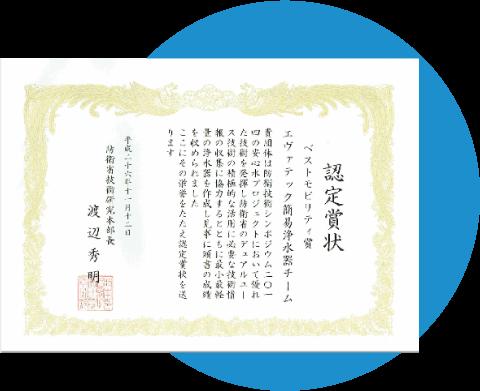 ベストモビリティ賞
